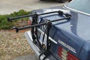 Trunk Mount Bicycle Carrier
