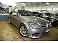 2008 Mercedes-Benz C Class 2.1 C200 CDI Sport 5 Doors / FINANCE/ 2 KEYS/ AUTO