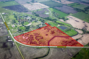 74.45 Acres Radway Industrial Land - Prime Highway Exposure!