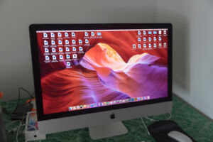 Imac 27 pouces en excellente condition