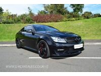 2014 Mercedes-Benz C Class 6.3 C63 AMG Edition 507 MCT 2dr