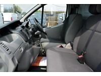 2014 Vauxhall Vivaro 2.0 CDTi 2900 Panel Van 4dr (LWB, EU5) Diesel white Manual