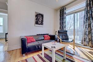51/2 style condo meublé dans HOMA