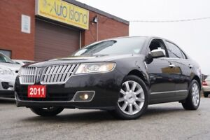 2011 Lincoln MKZ LEATHER ALLOYS 137KM'S
