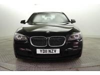 2011 BMW 7 Series 730D M SPORT Diesel black Automatic