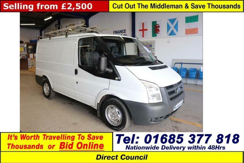 8c1fc50c1f 2009 - 58 - FORD TRANSIT T280 2.2TDCI 110PS EURO 4 FWD VAN (GUIDE PRICE)