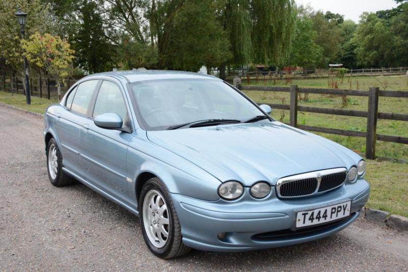 jaguar x type 2 0d classic 2003 diesel in wokingham berkshire gumtree. Black Bedroom Furniture Sets. Home Design Ideas
