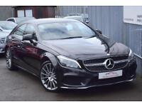 2014 Mercedes-Benz CLS CLS350 Coupe 3.0CDi BluTEC 258 SS AMG Line Premium Plus 9