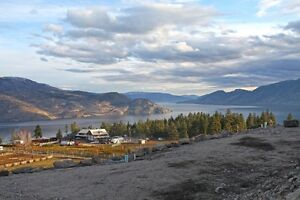 Panoramic Lake View! Peachland