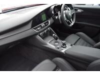 2018 Alfa Romeo Giulia 2.0 Veloce (s/s) 4dr Petrol red Automatic