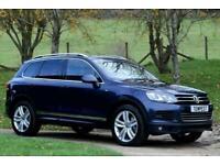 2014 Volkswagen Touareg V6 R-Line Tdi Bmt (Glass Roof) Auto Estate Diesel Automa
