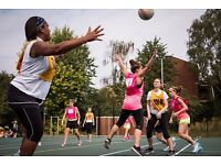 Social Netball in North London - Spaces Available