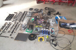 New stuff for snow blower, skidoo, weed eater,etc..