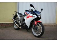 Honda CBR250R - 2012 / '12 Reg - HRC Colours in Lovely, Clean Condition.....!