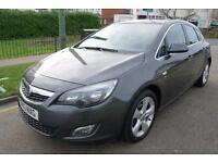 2010 Vauxhall Astra 1.6i SRi AUTOMATIC LOW MILEAGE FULL SERVICE HISTORY MOT