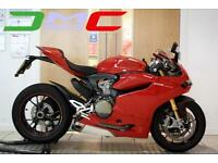 2012 Ducati 1199 Panigale S Red 2,687 Miles £305.41 Per Month