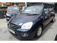 2007/56 Kia Carens 2.0CRDi GS 7 SEATER DIESEL 1 OWNER FROM 2008 1 YEARS MOT