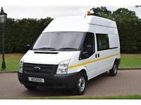 Ford Transit 8 SEAT Mesh Van 2. tdci 125 ps