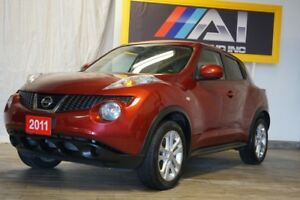 2011 Nissan Juke SV ALLOYS BLUETOOTH 88KMS LIKE NEW!!