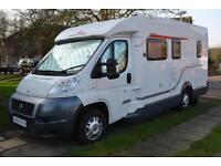 Roller Team 694 Family Low Profile Coachbuilt Motorhome for Sale Awning Solar