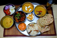 Punjabi tiffin service starting at 180 per month