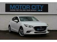 2018 Mazda 3 SPORT NAV Hatchback Petrol Manual