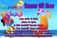 VENDORS WANTED! SUMMER CRAFT SALE!