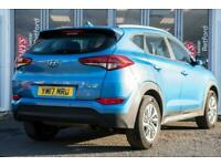 2017 Hyundai Tucson 1.7 CRDi Blue Drive SE Nav 5dr 2WD Estate Estate Diesel Manu