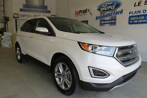 Ford EDGE  Titanium AWD CUIR. NAV. TOIT PANORAMIQUE 2015