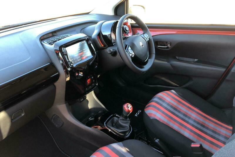 2020 Peugeot 108 5dr Hat 1.0 72 Collection S+s Hatchback Petrol Manual