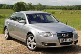 2006/56 Audi A6 Saloon 2.0TDI SE, 114k miles, *** 2 OWNERS with FSH***