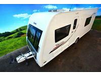 2013 Elddis Supreme 564 4 Berth Touring Caravan