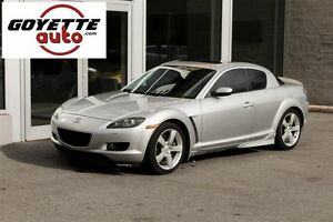 Mazda RX-8 Coupe 2006 Cuir , Manuelle , Mags