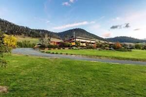 Magnificent home & small rural farmlet, Huon Valley Tasmania Judbury Huon Valley Preview