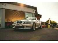 2002 BMW Z3 2.2 SPORT ROADSTER AUTOMATIC 1 OWNER ONLY 16500 MILES EXCEPTIONAL AN