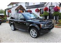 Land Rover Range Rover Sport 3.0TD V6 auto 2011MY HSE