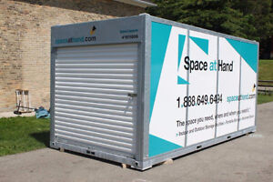 Portable Storage 20% OFF/ Self Storage ½ Price