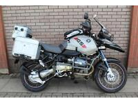 BMW R1150GS ADVENTURE FULL LUGGAGE