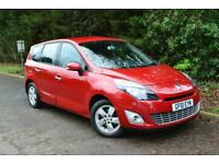 2010 Renault Grand Scenic Dynamique Diesel 7 Seater
