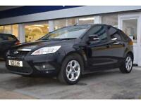 BAD CREDIT CAR FINANCE AVAILABLE 2011 11 Ford Focus 1.6 Automatic Sport