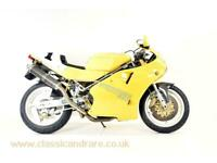 Ducati 888 SP5 with low miles 255/500