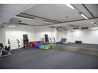 Studio & Treatment Room Hire Available in Fantastic Central London Location