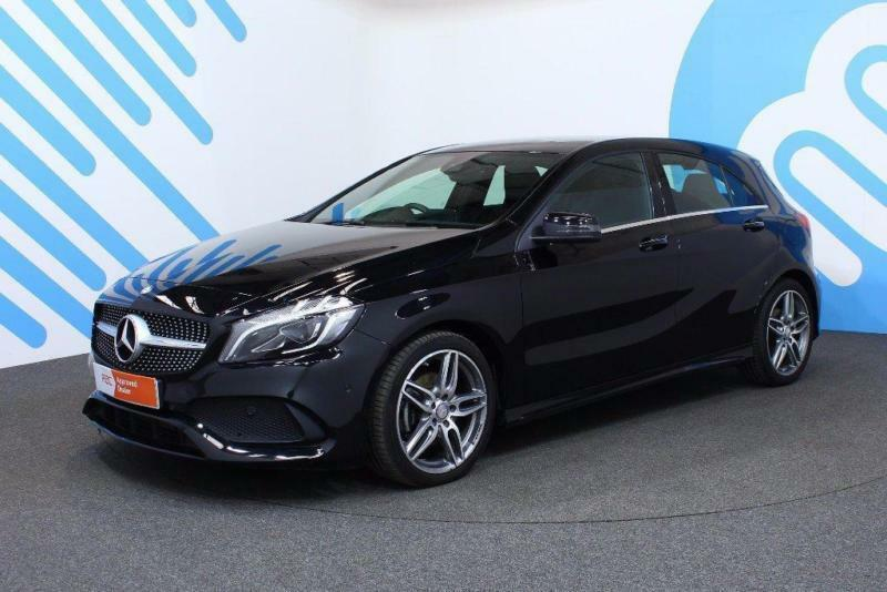 2015 mercedes benz a class 2 1 a200d amg line premium plus pack 5dr in sheffield south. Black Bedroom Furniture Sets. Home Design Ideas