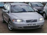 2007 Volvo V70 2.4 D5 SE Lux Geartronic 5dr