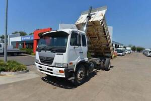 NISSAN UD PKC 215 ** TIPPER ** #4990 Archerfield Brisbane South West Preview