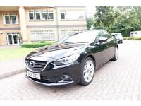 2014 Mazda Mazda6 2.2D ( 150ps ) SKYACTIV-D Nav Sport Right hand drive RHD