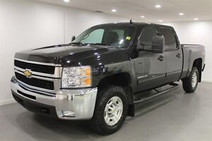 2010 Chevrolet Silverado 2500 HD LTZ Crew Cab Std Box 4WD 1SD