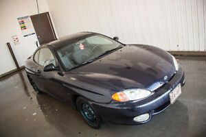 1997 Hyundai Tiburon fx Coupe (2 door)