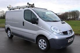 Renault Trafic 2.0dCi ( EU5 ) SL27dCi 115 62 Reg Diesel Van Air/Con £7,495 + VAT