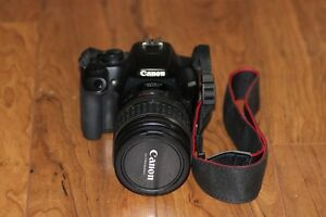 Canon Rebel XS with Canon 28-135 Lens